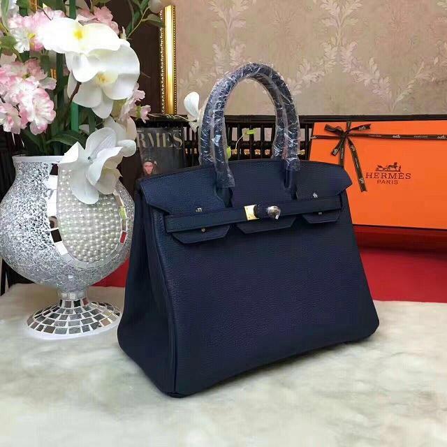 ... official store hermes original togo leather birkin 35 bag h35 1 dark  blue a14f9 78f65 52b338fe44309