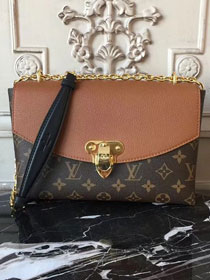 2018 louis vuitton original monogram saint placide M43486 caramel
