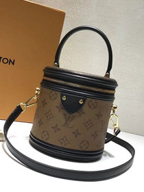 2018 louis vuitton original monogram reverse Vanity bag M43986