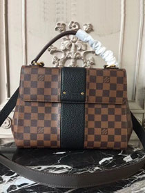 2018 louis vuitton damier ebene bond street BB N41073 black