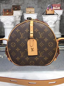 2018 louis vuitton original monogram canvas boite chapeau souple M52294