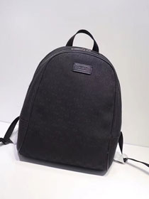 GG original canvas supreme backpack 449906 black