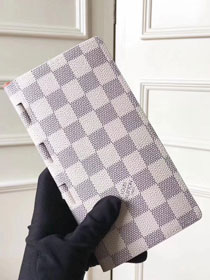 Louis vuitton damier azur brazza wallet M66545
