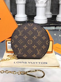 Louis vuitton monogram micro boite chapeau purse M63597