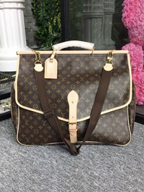 2019 louis vuitton original monogram canvas hunting bag M41140