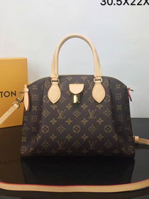 2019 louis vuitton original monogram canvas rivoli pm handbag M44543