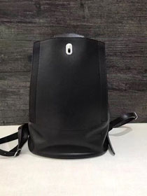 Hermes original handmade calfskin GR24 backpack H071346 black
