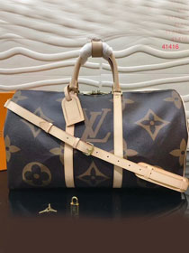 Louis vuitton original monogram keepall 50 m41416