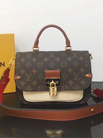 2019 louis vuitton original monogram canvas versatile bag M44353 cream