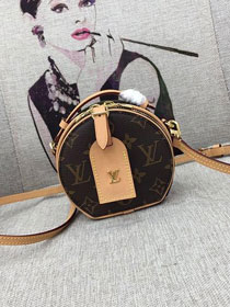 2019 louis vuitton original monogram canvas mini boite chapeau bag M44699