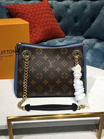 2019 louis vuitton original monogram canvas surene BB M44299 blue