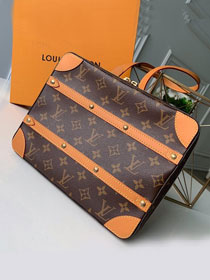 2019 louis vuitton original monogram soft trunk messenger PM M68494