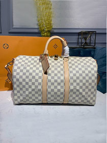 Louis vuitton original damier azur keepall 45 bag N41430