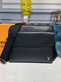 Louis vuitton original taiga leather alex messenger bag M30260