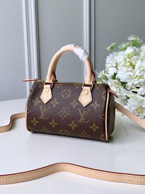 2019 louis vuitton original monogram nano turenne M92646