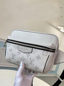Louis vuitton original monogram outdoor bumbag M30245 white