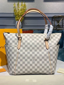 Louis vuitton original damier azur totally mm n51262
