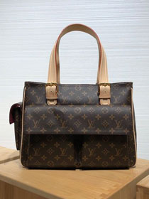 Louis vuitton original monogram canvas briefcase m45463