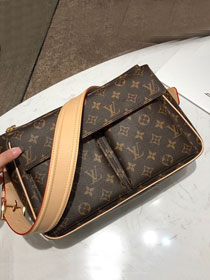 Louis vuitton original monogram canvas messenger bag m45465