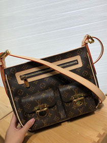 Louis vuitton original monogram canvas shoulder bag m45373