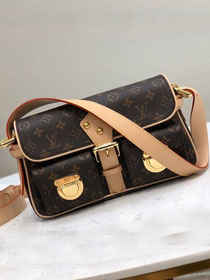 Louis vuitton original monogram canvas shoulder bag m45375