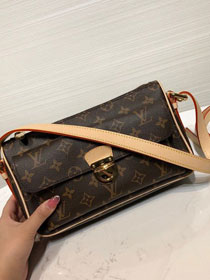 Louis vuitton original monogram canvas shoulder bag m45377