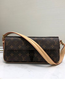 Louis vuitton original monogram canvas shoulder bag m45467