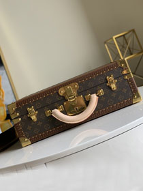 Louis vuitton original monogram bisten suitcase M21323