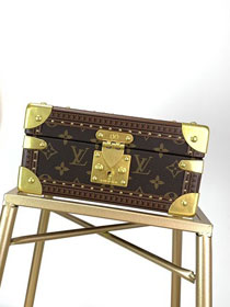 2020 Louis vuitton original monogram jewelry box M20040