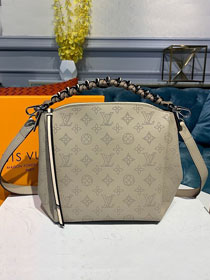 Louis vuitton original mahina leather babylone M53913 grey