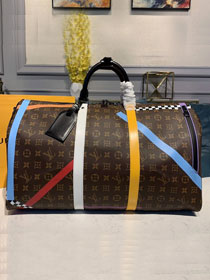 Louis vuitton original monogram canvas keepall 50 M55819