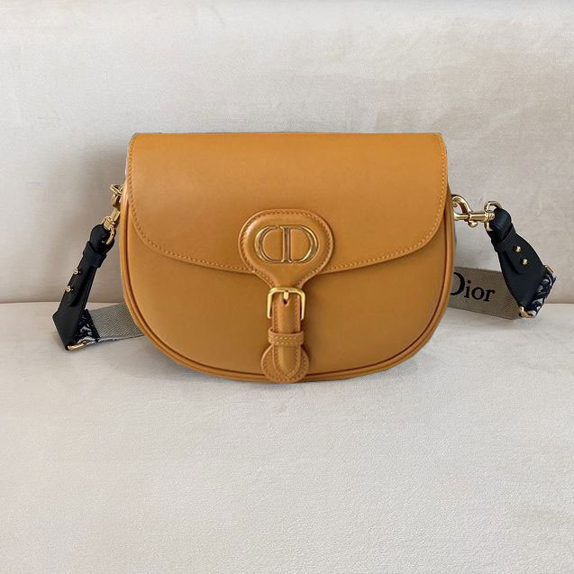 2021 Dior original canvas large bobby bag M9320 camel