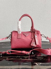 Prada nylon re-edition 2005 bag 1BB846 pink