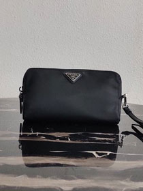 Prada original nylon pouch 1NE693 black