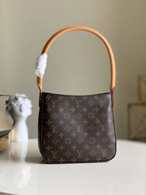 Louis vuitton original monogram canvas classic top handbag M51146