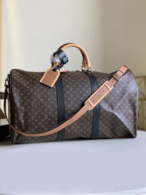Louis vuitton original monogram canvas keepall 50 M45988