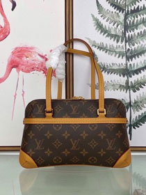 Louis vuitton original monogram canvas classic coussin bag M51143