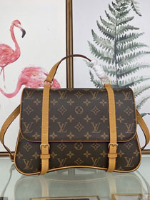 Louis vuitton original monogram canvas classic shoulder bag m45380